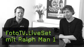 FotoTV.LiveSet mit Ralph Man 1