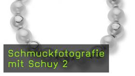 Schmuckfotografie mit Schuy 2