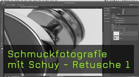 Schmuckfotografie mit Schuy - Retusche 1
