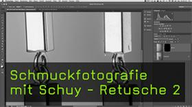 Schmuckfotografie mit Schuy - Retusche 2