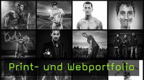 Print- und Webportfolio