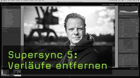 Supersync 5: Verläufe entfernen