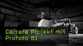 Profoto B1, Carrara, Richard Walch