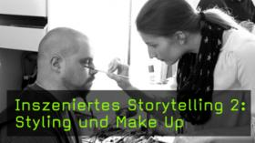 Styling und Make Up Fotos