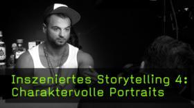 Charaktervolle Portraits mit Dauerlicht ausleuchten