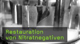 Nitratnegative restaurieren