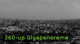 360-up Gigapanorama