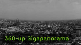 360-up Gigapanorama