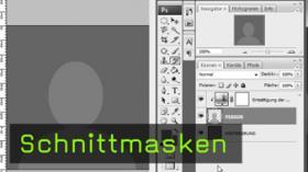 Photoshop Schnittmasken