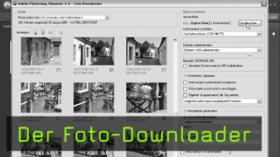 Der Foto-Downloader