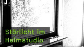 Störlicht Heimstudio Eigenbau Tageslicht