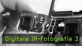 Infrarot, Fotografie, Kamera, IR, Umbau, Kamera, IR-Filter, Glas