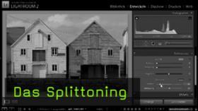 Splittoning, Teiltonung, Sepia Effekt