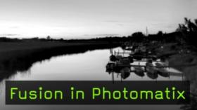 Fusion in Photomatix