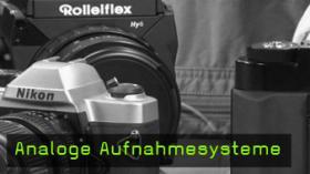 photokinaTV - Analoge Aufnahmesysteme