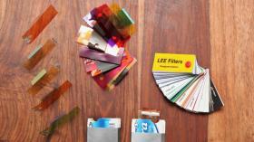 Farbfilter für Aufsteckblitze