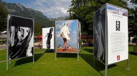 Macht doch einfach mal eine Fotoausstellung im öffentlichen Raum