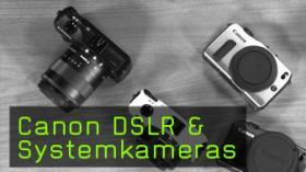 photokinaTV - Canon DSLR & Systemkameras