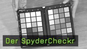 Datacolor, photokinaTV, SpyderCheckr, Raw, Lightroom