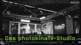 photokinaTV - Das photokinaTV-Studio