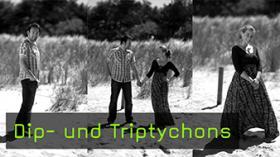Dip- und Triptychons