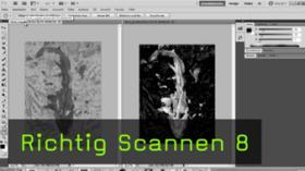 Farbe ist relativ: Farbnegative scannen