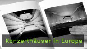Manfred Hamm Konzerthäuser in Europa