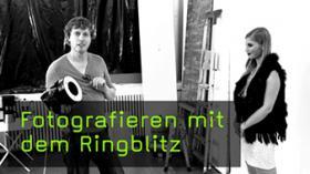 Fotografieren mit Ringblitz