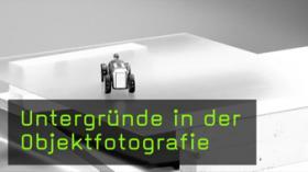 Untergründe Objektfotografie