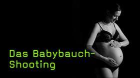 Babybauch fotografieren