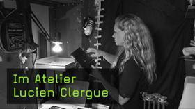 Lucien Clergue, Dunkelkammer