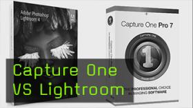 Capture One & Lightroom