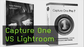 Capture One & Lightroom