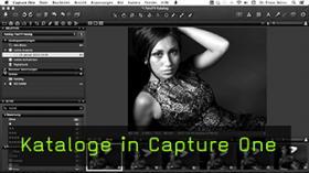 Capture One Kataloge