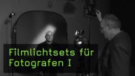 Filmlichtsets Portraitausleuchtungen