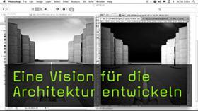 Postproduktion Architekturfotografie