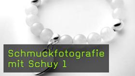 Schmuckfotografie mit Schuy 1
