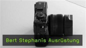 Bert Stephanis Ausrüstung