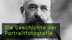 Die Geschichte der Portraitfotografie mit Florian Heine