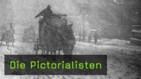 Florian Heine, Geschichte der Fotografie, Pictorialismus