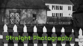 Florian Heine, Geschichte der Fotografie, Straight Photography