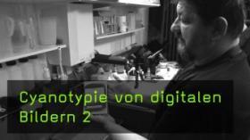 Cyanotypie, Edeldruckverfahren, alternatives Druckverfahren