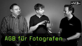 AGB und Verträge für Profifotografen