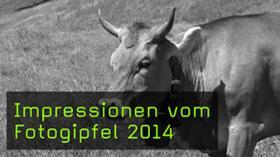 Impressionen vom Fotogipfel 2014