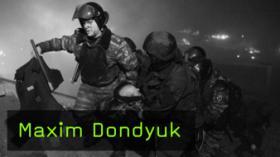 Maxim Dondyuk Majdan Tuberkulose