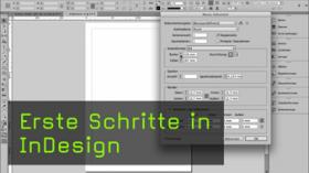 InDesign Grundeinstellungen