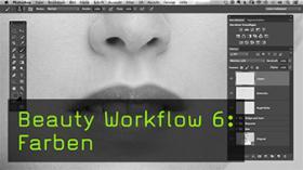 Beauty Workflow 6: Farben