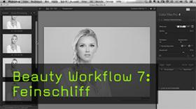 Beauty Workflow 7: Feinschliff