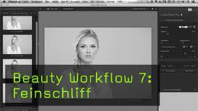 Beauty Workflow 7: Feinschliff