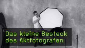 Lichtformer und Lichtequipment für Aktfotografen